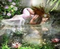 Irish goddess Áine